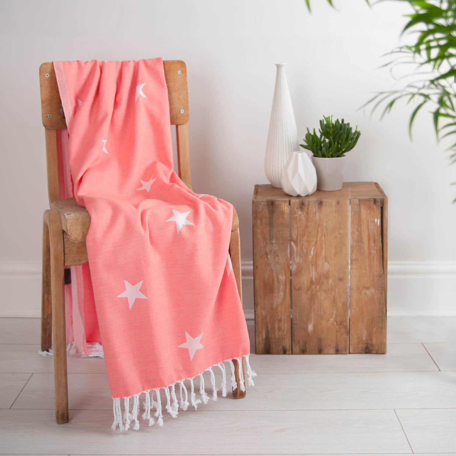 Textile product photography for client Hammam Havlu
