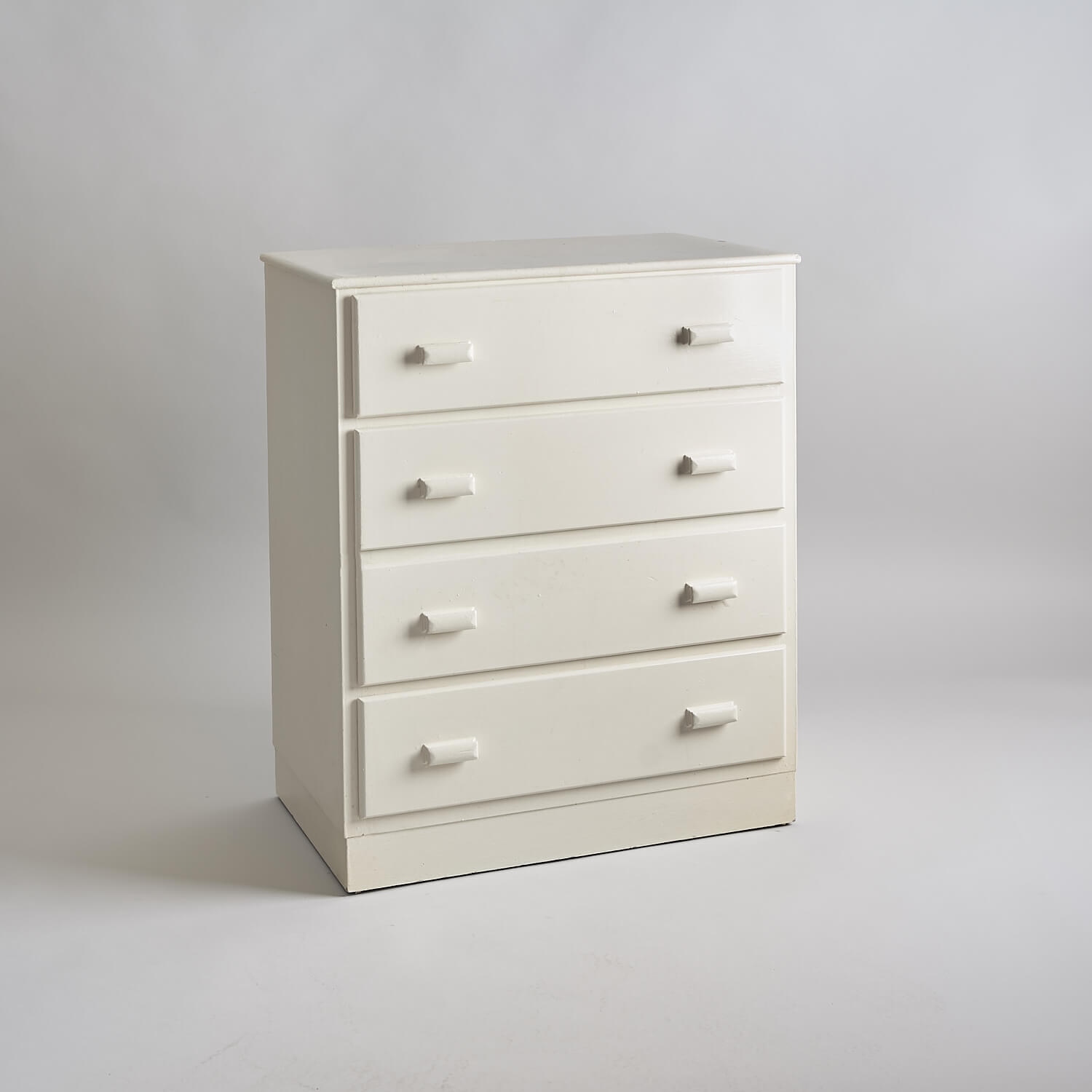 Mid century chest of drawers part of the studio's furniture range