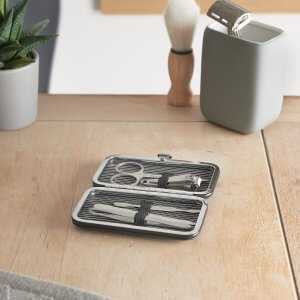 Manicure set for men product photography of gifts by CGB Giftware