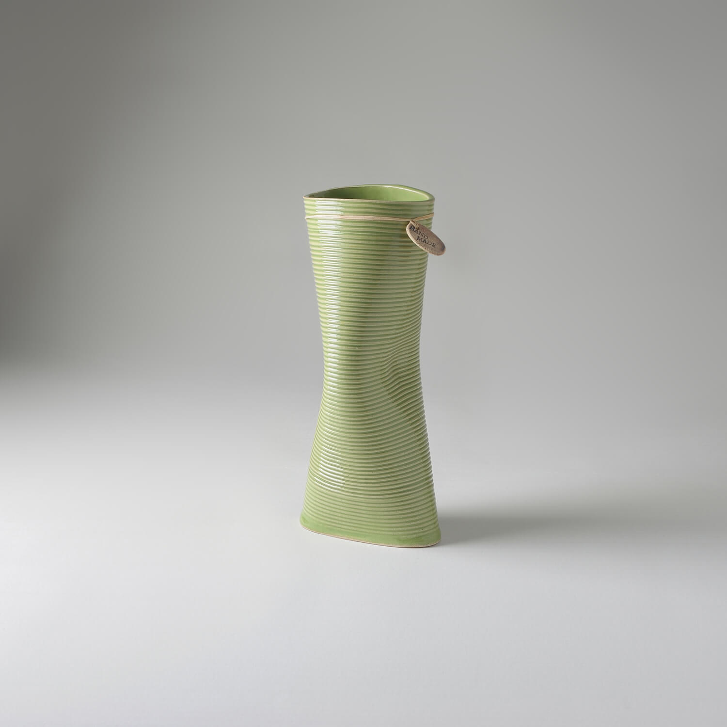 A handmade ceramic from Made in Yorkshire exhibitor Andrea Cundall photographed under studio lighting conditions